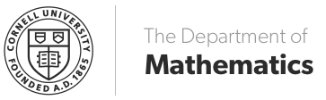 College of Mathematics website homepage